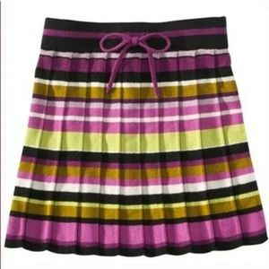 Missoni for Target Girls Pleated Skirt MANY SIZES